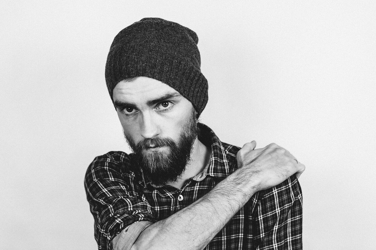 Der Bart wieder voll im Trend