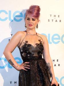 Kelly Osbourne als Vorbild für ausgefallene Frisuren