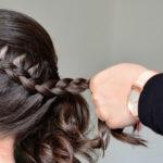 Immer noch ein Trend - 90s Hair geflochtene Zöpfe