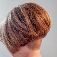 Haarmodell, männlich, 28 J. Für Damen Bob