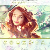 Organic Colour Systems sucht Dich als Haarmodel!